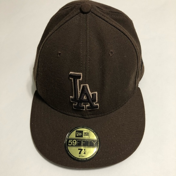 608fcfd9 New Era LA Dodgers mlb baseball fitted cap